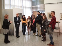 Albanian students visiting RTS   - Gallery1