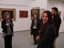 Albanian students visiting RTS   - Gallery2